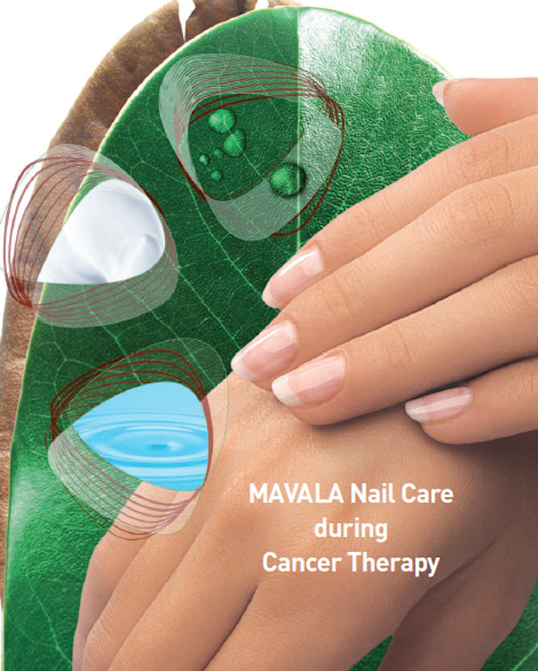 mavala nail care booklet